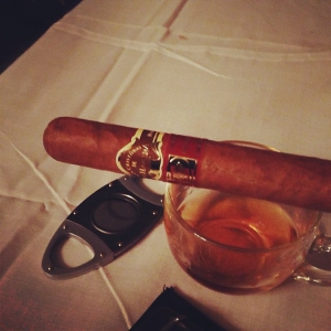 Last nights San Cristobal Mercaderes