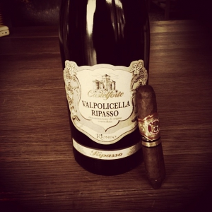Nice combo AF ShortStory & Valpolicella Ripasso
