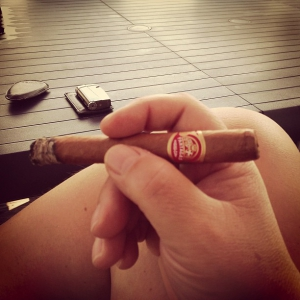 Partagas time