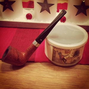 A new estate pipe Dr. Grabow Royal Duke