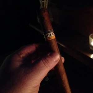 First up tonight, Cohiba Esplendidos
