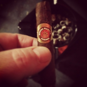 Vintage time Ramon Allones Belvederes -98