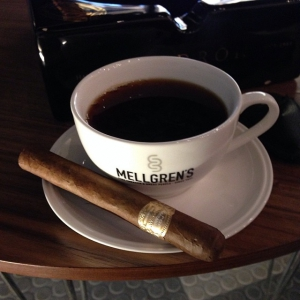 First stop at Cigarrens dag 2014