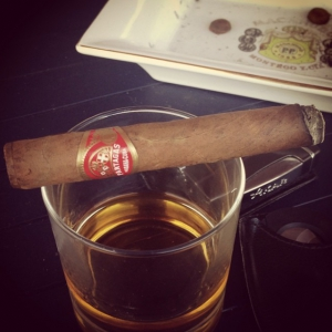 Partagas and Ileach