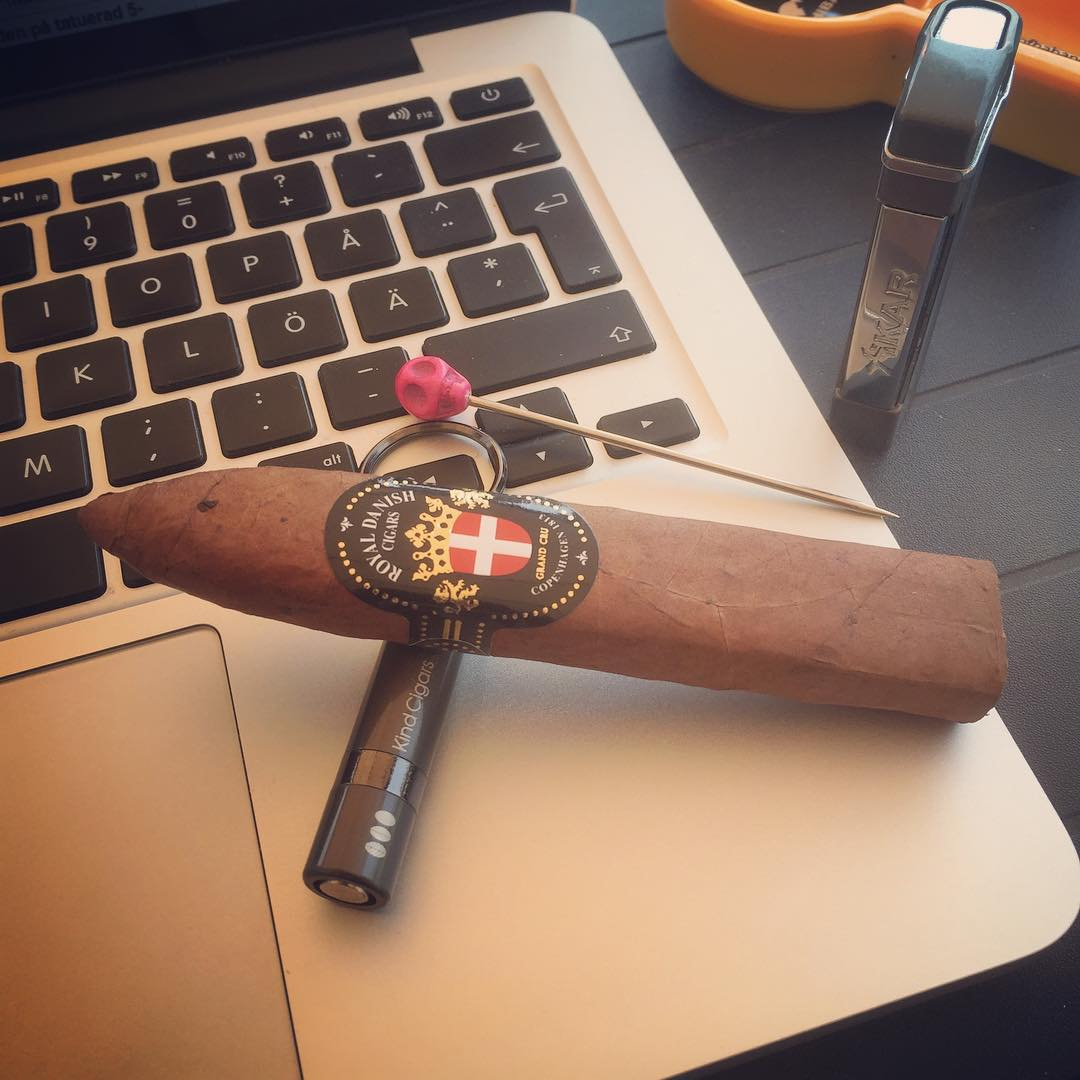 A Royal Danish before lunch is not bad #51