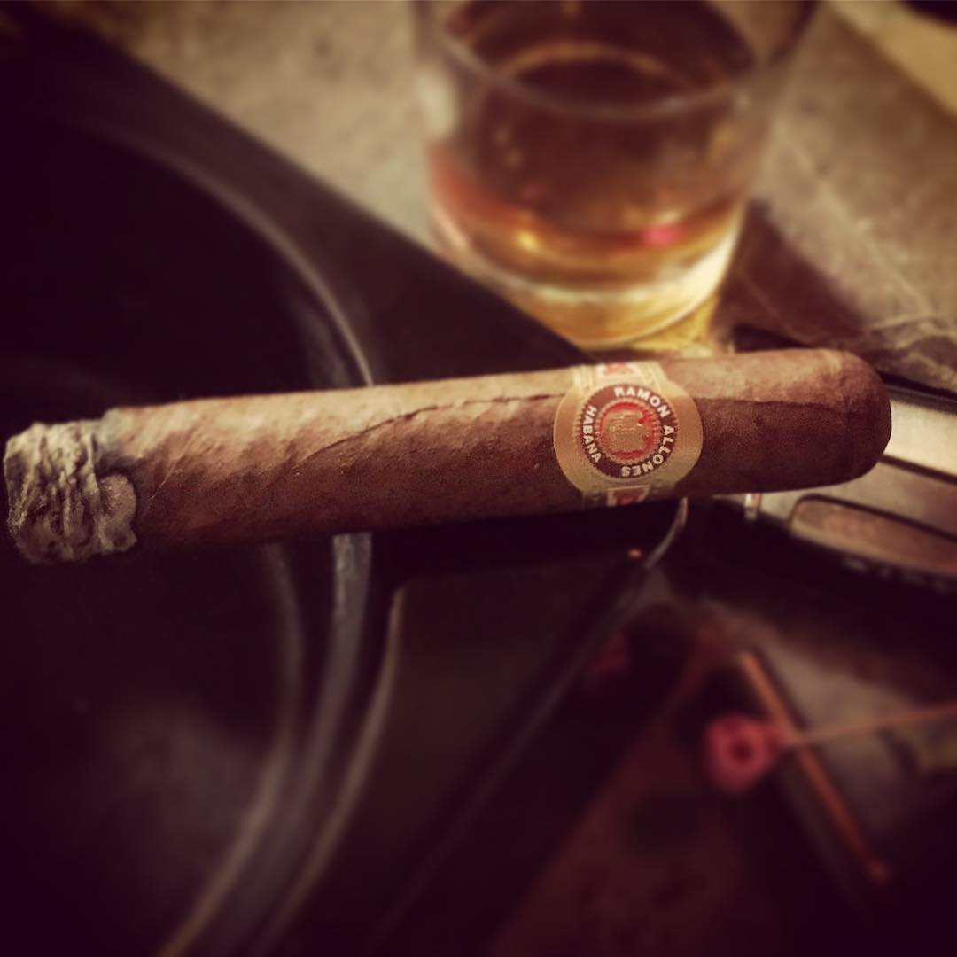 Having a nice RASS paired with some nice Scotch whisky #51
